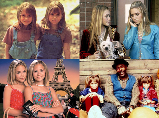 Mary-Kate Olsen, Ashley Olsen, Movies