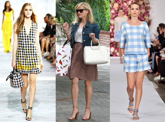 Plaid Trend, Reese Witherspoon
