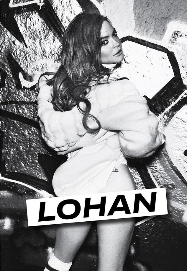 Lindsay Lohan, Notion Magazine