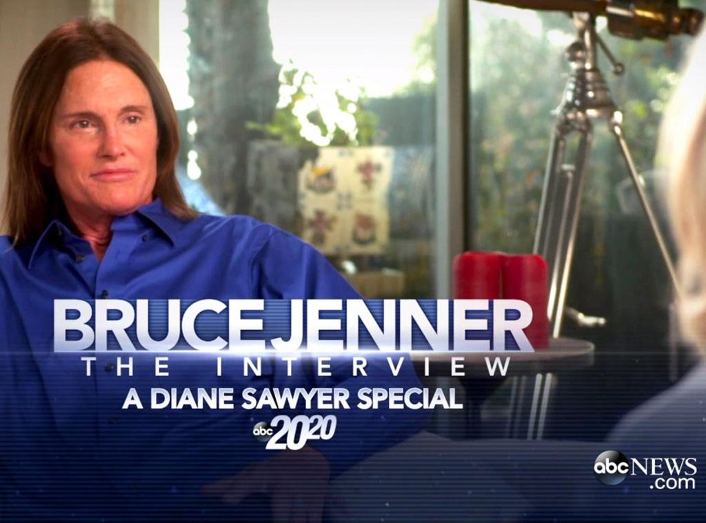 Bruce Jenner, Diane Sawye, Exclusive Interview