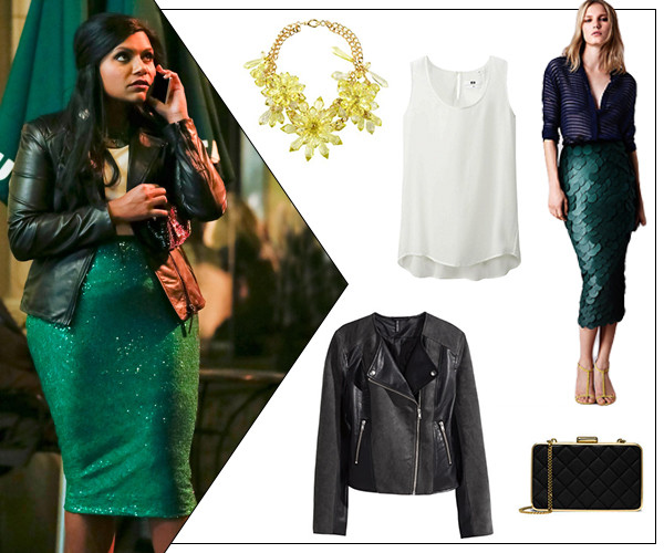 ESC, In Character Mindy Project