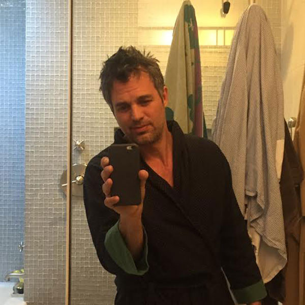 Mark Ruffalo, Instagram Takeover