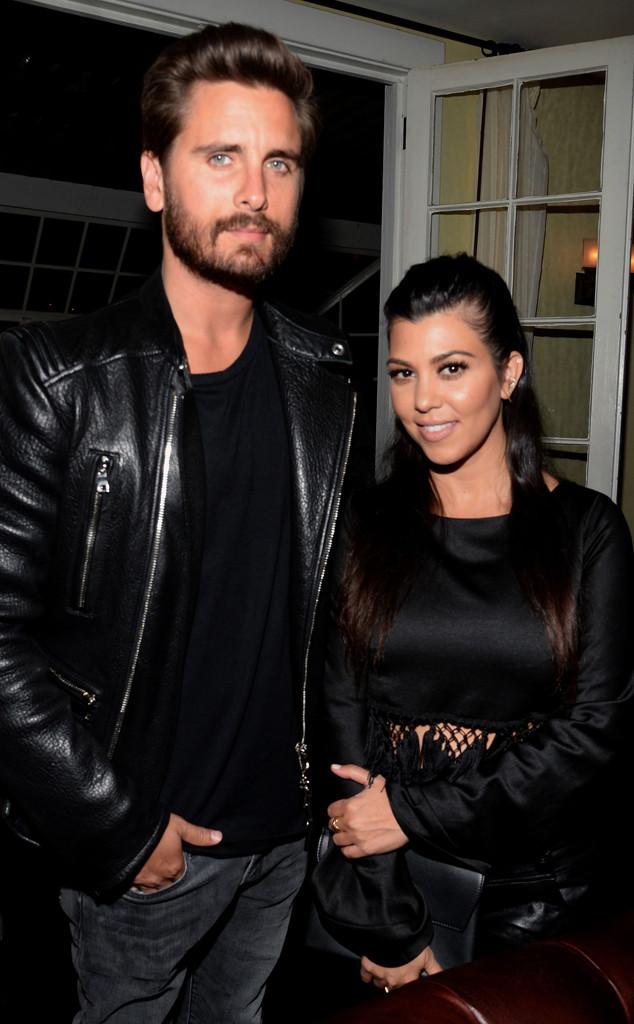 How Kourtney Kardashian and Scott Disick Worked Their Way