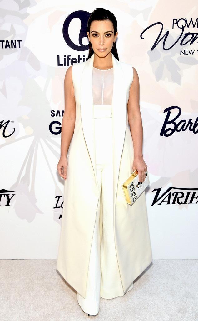 ESC: Best Dressed, Kim Kardashian