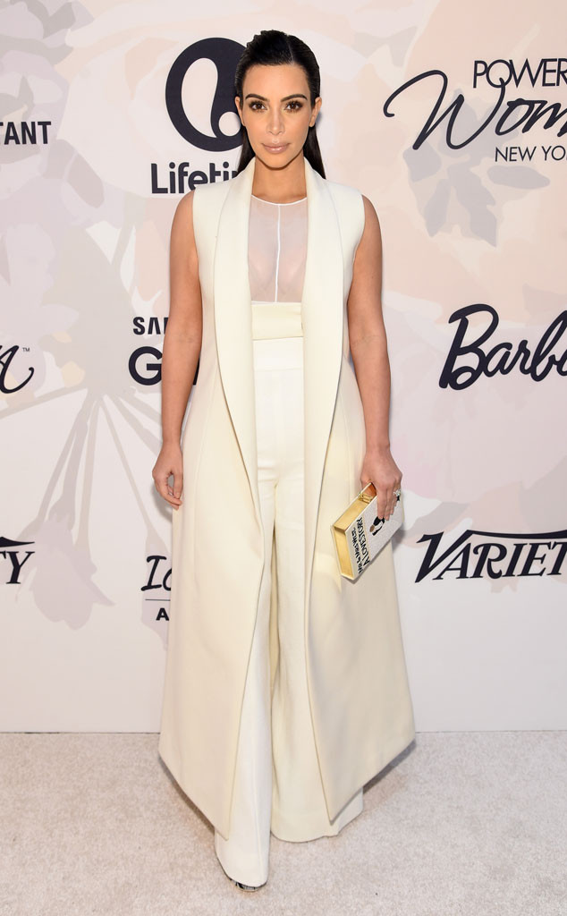 Kim Kardashian, Variety's Power Of Women