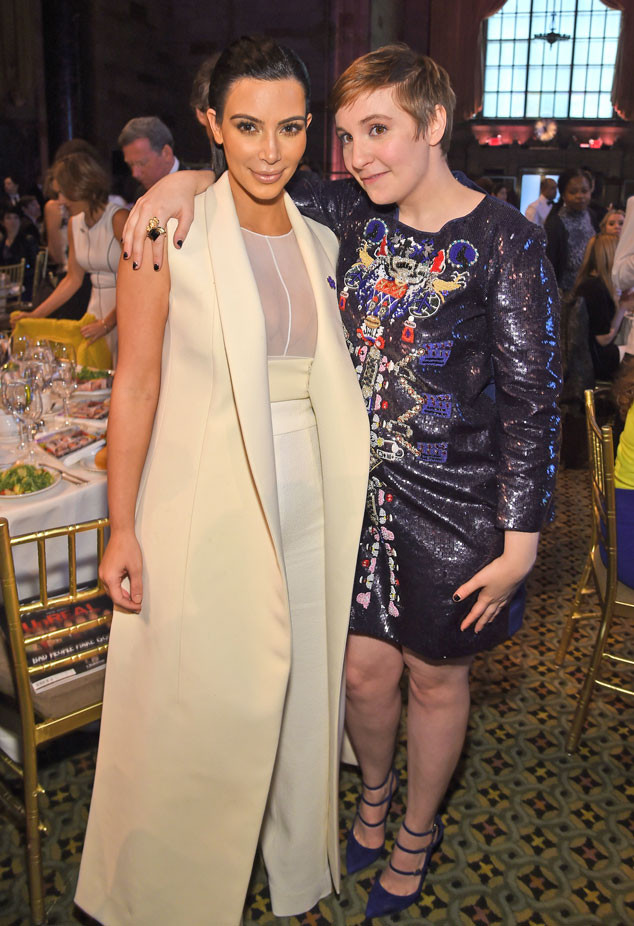 Kim Kardashian, Lena Dunham, Variety's Power Of Women