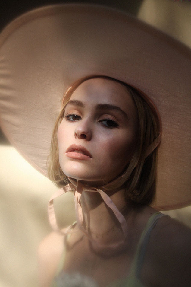 Lily-Rose Depp, Oyster Magazine