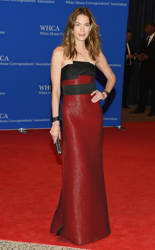 Michelle Monaghan -  The Australian actress revealed in October 2011 that she had a cancerous mole removed from her calf after her hubby encouraged her to get the suspicious-looking mark checked out.