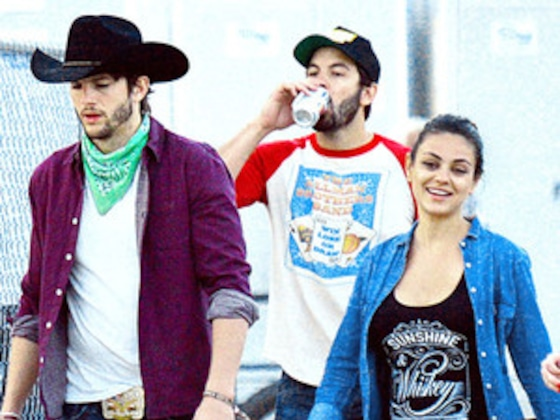 Here's Proof Ashton Kutcher and Mila Kunis Are Country Music's Biggest Fans