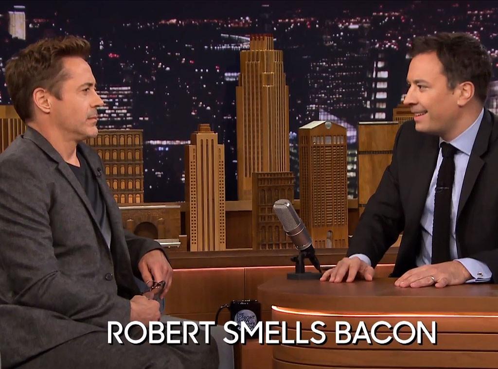 Robert Downey Jr., Jimmy Fallon, Tonight Show