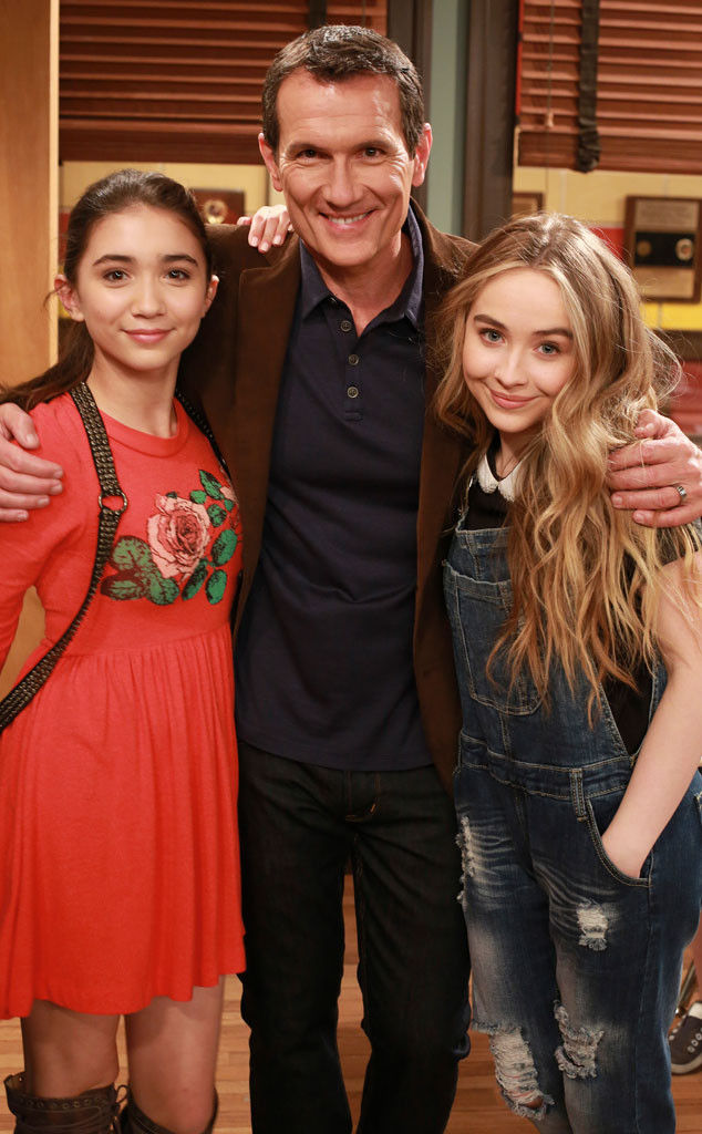 Girl meets world maya and josh first meet