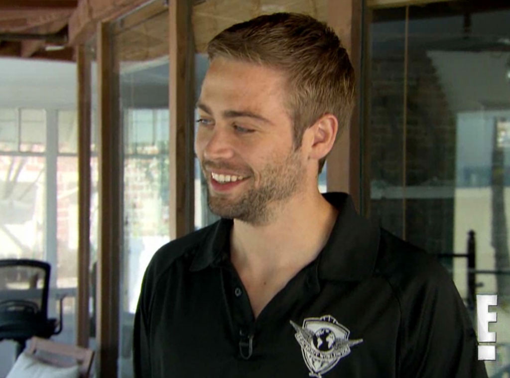 Cody Walker, Furious Legacy, E! News