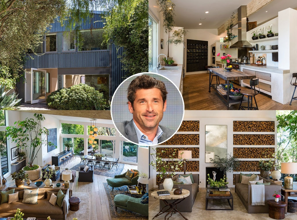 Patrick Dempsey, Malibu Home