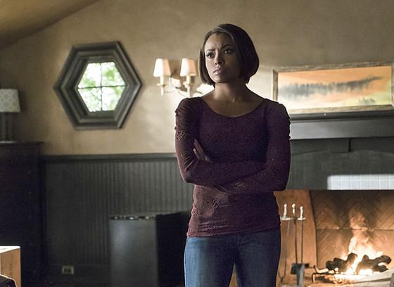 The Vampire Diaries, Kat Graham