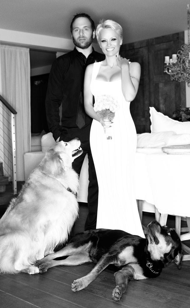 Pamela Anderson, Richard Salomon