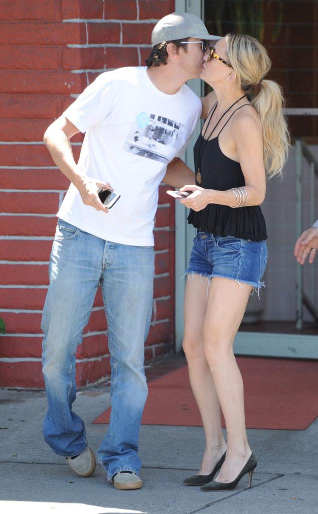 Kate Hudson, Oliver Hudson, Kiss