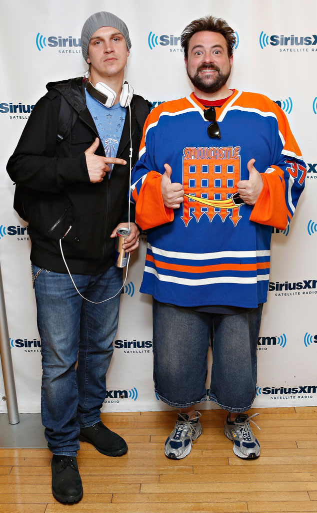 Jason Mewes, Kevin Smith