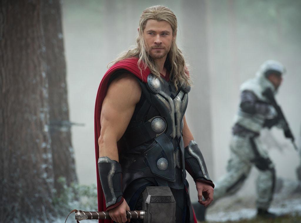 Marvel's Avengers: Age Of Ultron, Chris Hemsworth