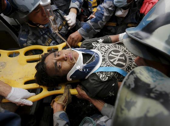 Nepal Earthquake, Pema Lama