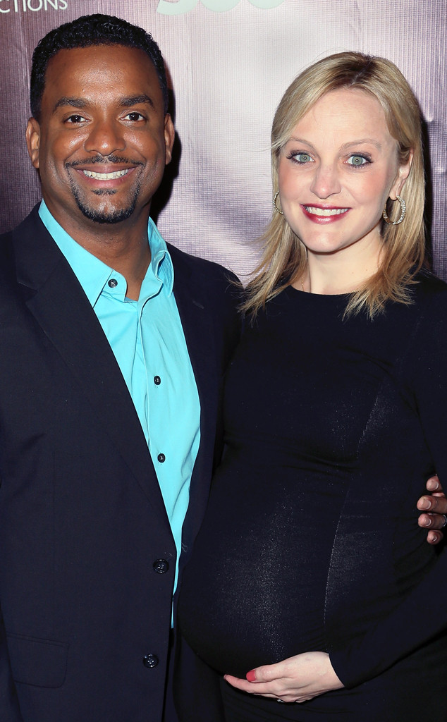 Alfonso Ribeiro and Wife Angela Welcome Second Child! Find ...