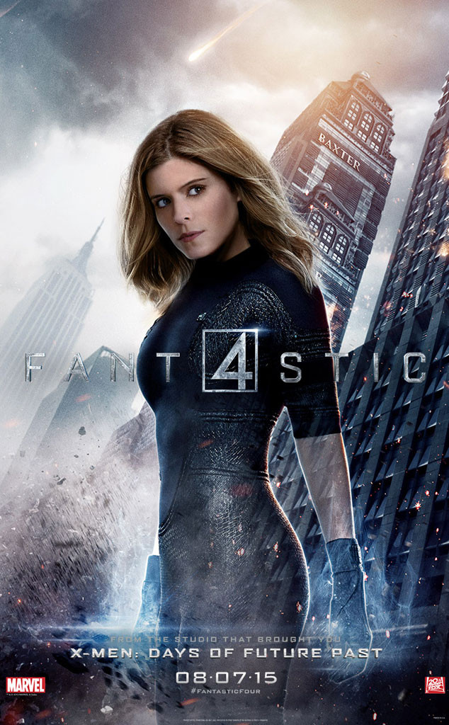 Fantastic Four, Movie Posters