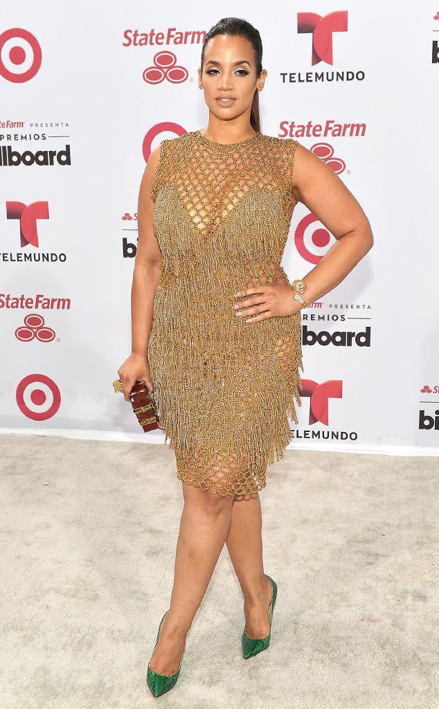 Dascha Polanco, Billboard Latin Music Awards