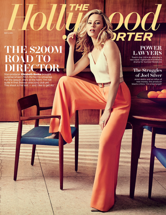 Elizabeth Banks, The Hollywood Reporter