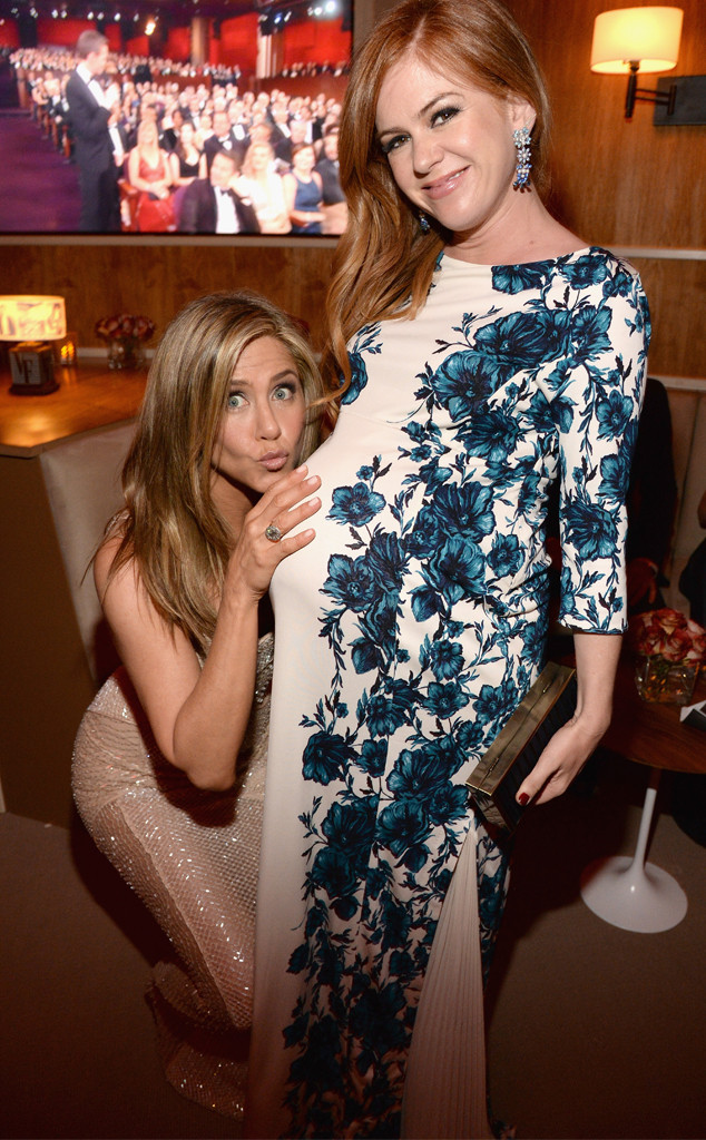 Jennifer Aniston, Isla Fisher