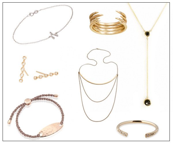 ESC, Best Dainty Jewelry Designers You Need to Know Collage