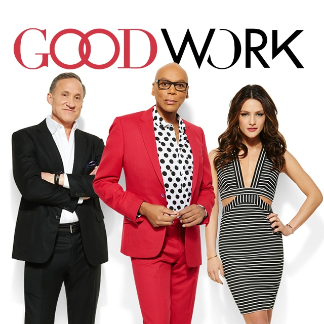 Good Work - App show artwork