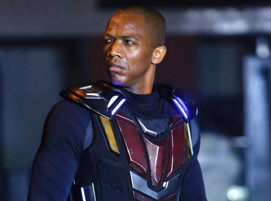 Marvel's Agents of SHIELD, J. August Richards
