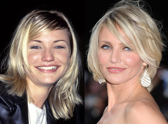 Cameron Diaz from Celebrities Who Got a Nose Job to Fix ...