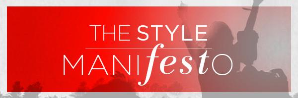ESC, Style ManiFESTo Header, v3