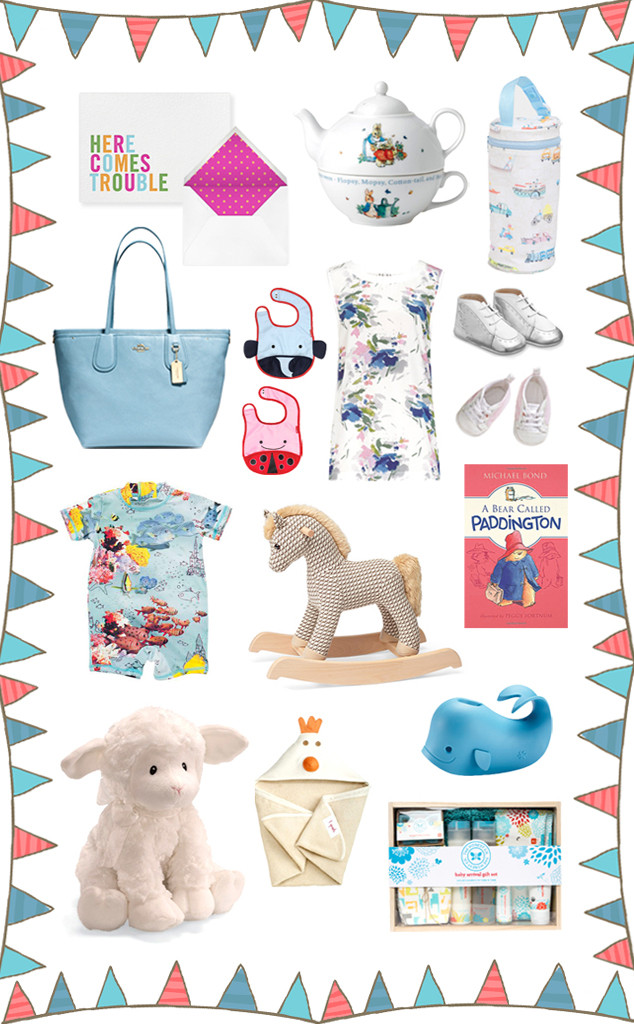 Royal Baby Gift Guide