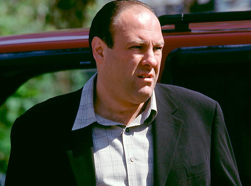 James Gandolfini, Sopranos