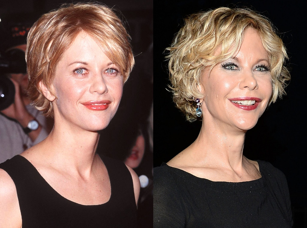Meg Ryan from Celebs Who Deny Getting Plastic Surgery | E! News