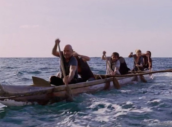 Lost, Outrigger