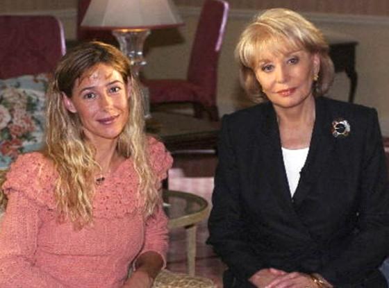 Barbara Walters, Mary Kay Letourneau Fualaau