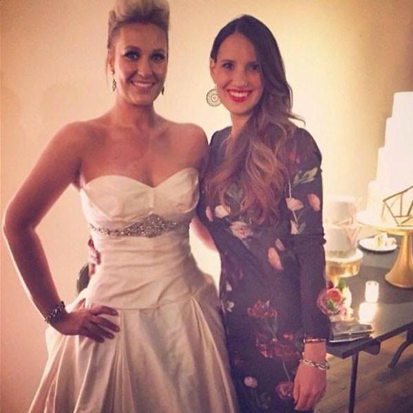 Hannah Curlee, Wedding