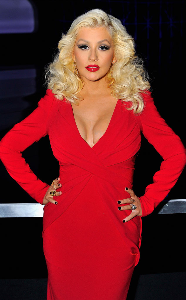Christina Aguilera, Boobs, Real or Fake