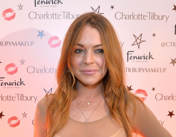 Lindsay Lohan From Real Or Fake Busty Celebs  E News-8965