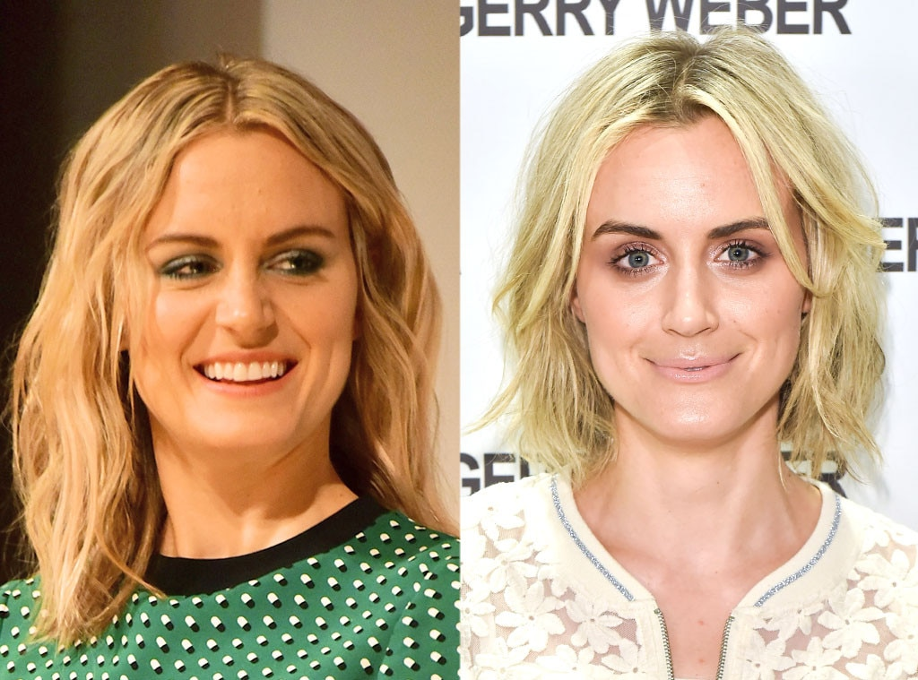 Taylor Schilling From Celebrity Haircuts The Bob E News