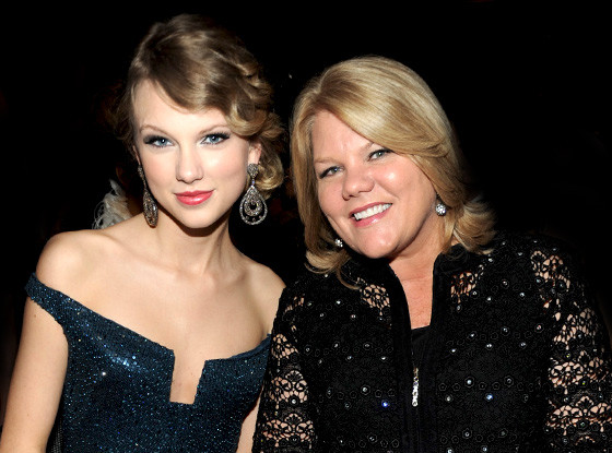 Taylor Swift, Andrea Finlay