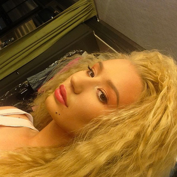 Britney Spears, Iggy Azalea, Music Video, Instagram