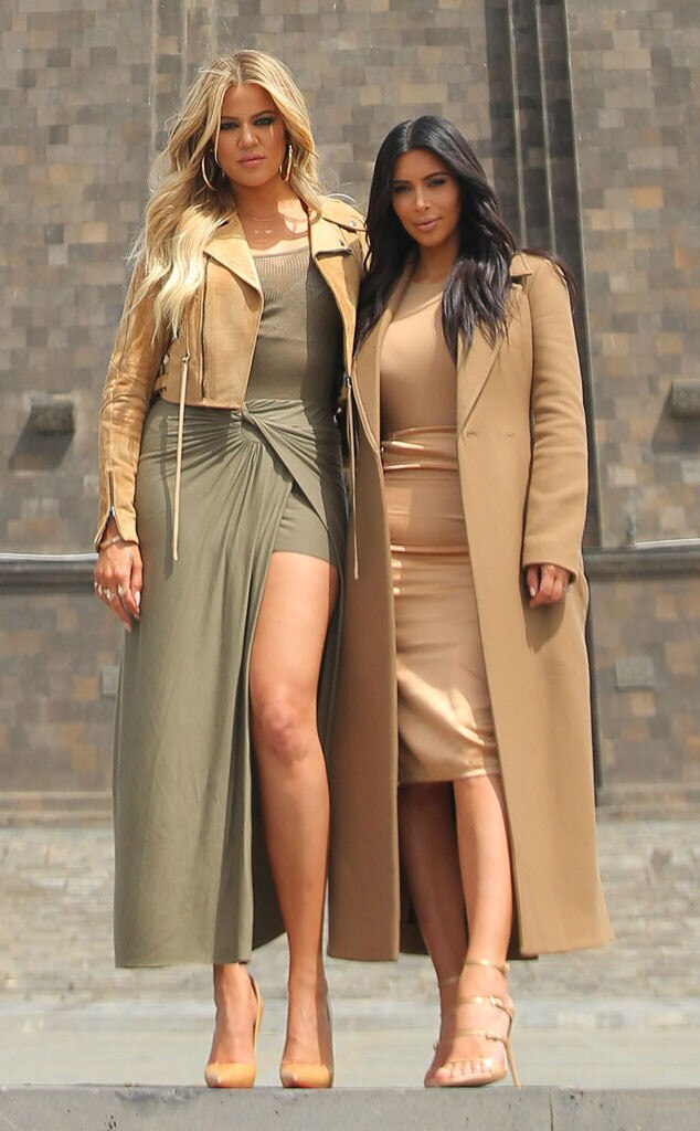 Khlo Kardashian From Celebrity Godparents  E News-3757
