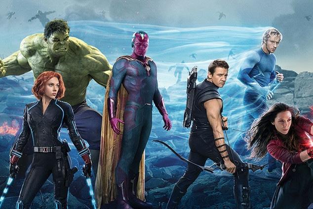 vision, avengers