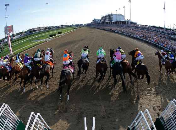 Kentucky Derby, 2014