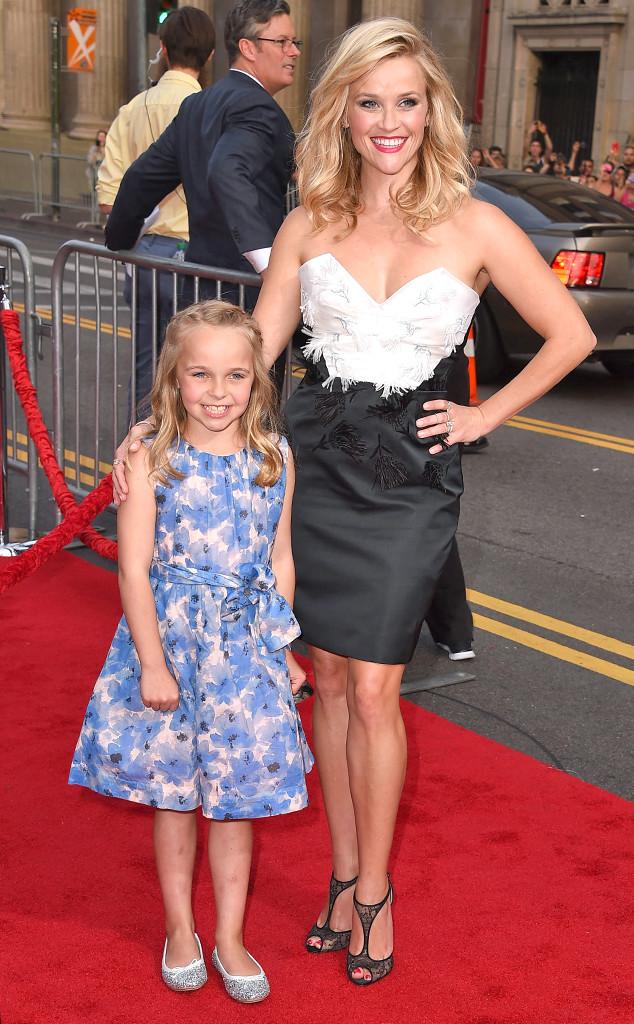 Reese Witherspoon, Abbie James Witherspoon