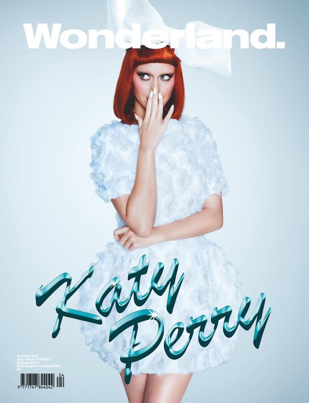Katy Perry, Wonderland