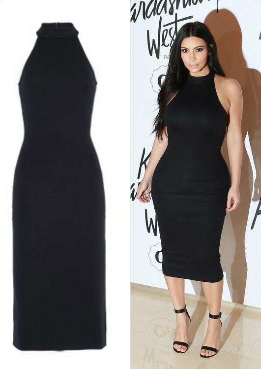 As peças e os preços da linha de Kim Kardashian para a C&A